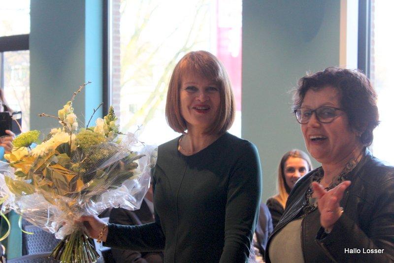 Cia Kroon geïnstalleerd als burgemeester | Hallo Losser