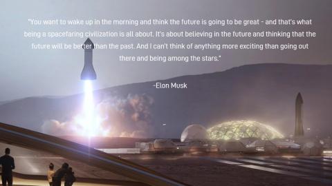 Statement Elon Musk