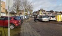 Parkeersituatie tijdens markt in Losser