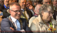 Video: afscheid burgemeester Sijbom