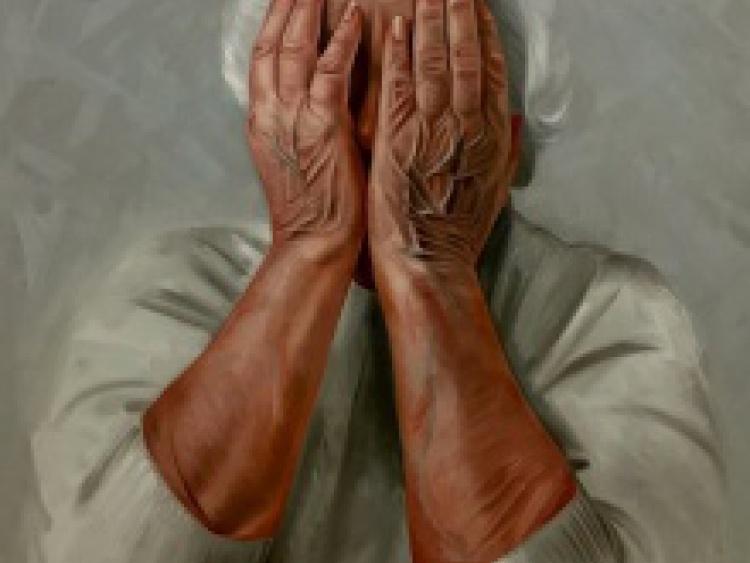 'Onmacht' (Powerlessness' 2005) by Dutch artist Ans Markus
