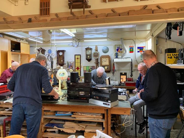 Het Repair Café: Is dat nou een activiteit of een locatie?