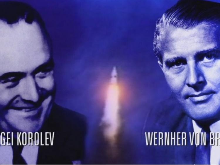 Korolev en von Braun