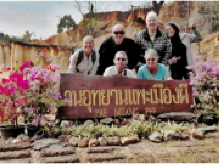 Belevenissen in Mae Rim Noord Thailand