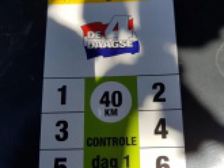 Hoe lop Losser in Nijmegen