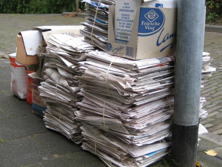 Oud papier | Hallo Losser
